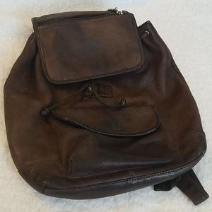 Fossil Vintage backpack